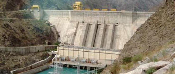 Der Wasser-Energie-Nexus. Eine politische Geographie der natürlichen Ressourcen Kirgistans