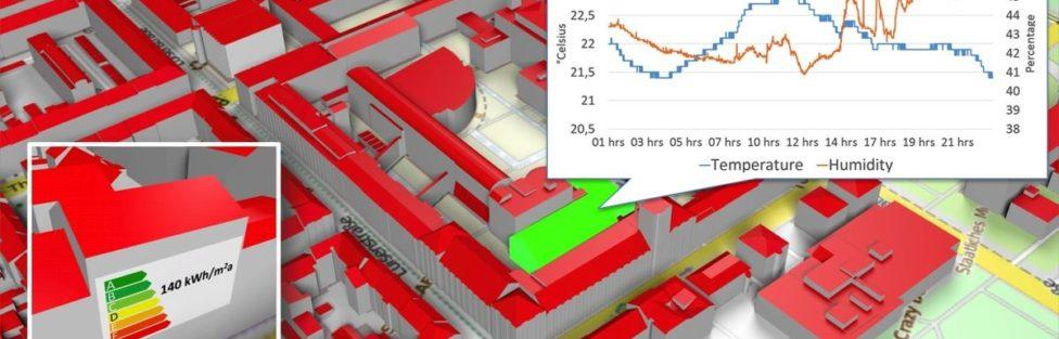Smarte Geodaten für smarte Städte