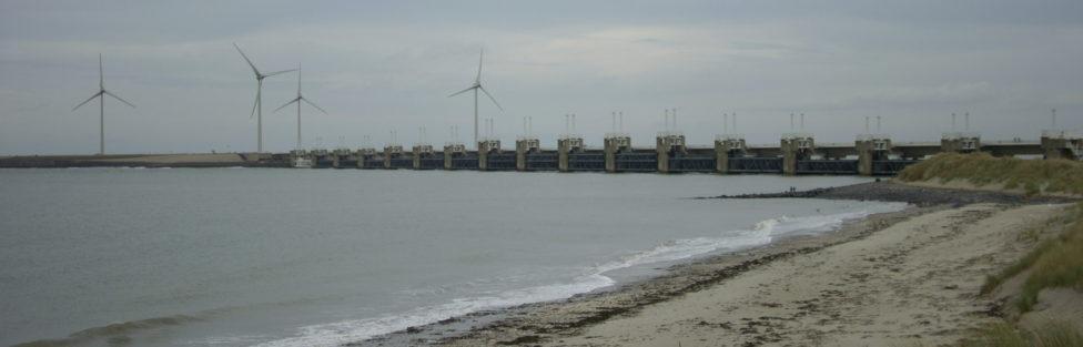 Küstenschutz in den Niederlanden: von den Deltawerken zum Sandmotor
