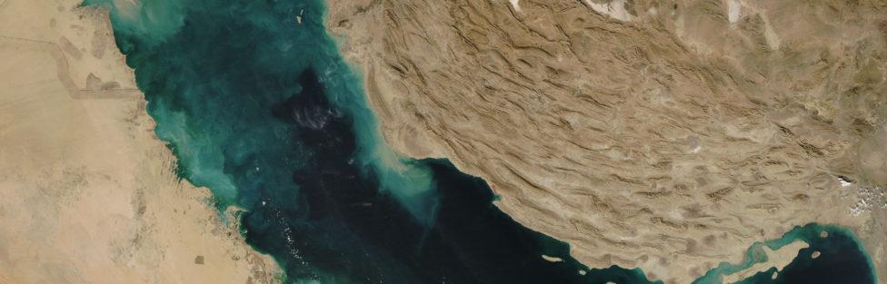 Der Golf – von Ur-Schatt bis Palm Islands in 15.000 Jahren