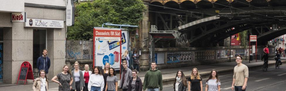 Ausstellungseröffnung: Heimat Uni Köln – Zwischen Stadtleben und Unialltag